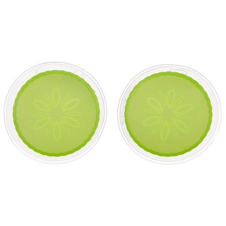 My Tagalongs Cucumber Print Cooling Eye Pads