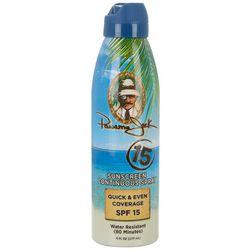 Panama Jack Sunscreen Continuous Spray SPF15