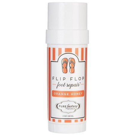 Pure Factory Naturals Orange Honey Foot Repair