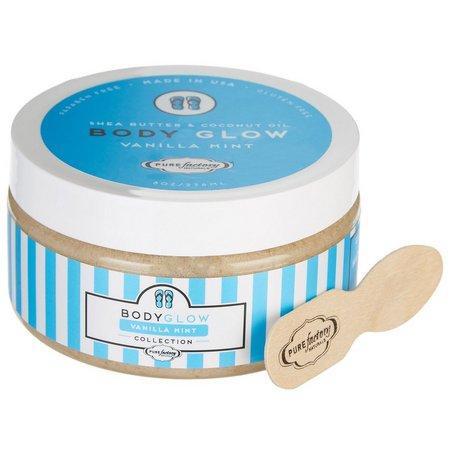 Pure Factory Naturals Vanilla Mint Body Glow