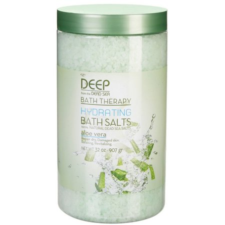 Deep From The Dead Sea Aloe Vera Bath