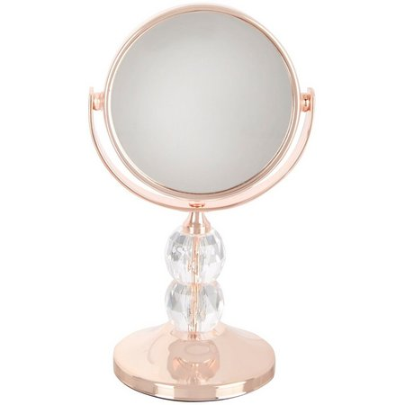 Danielle Rose Gold Tone Mini Mirror