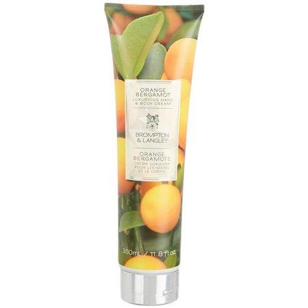 Brompton & Langley Orange Hand & Body Cream