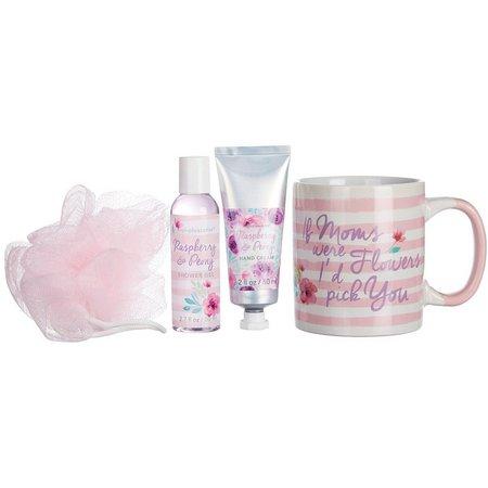 Simple Pleasures Bath & Mug Gift Set