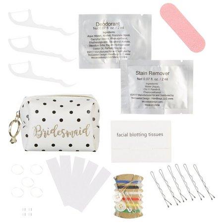 Jade & Deer Printed Bag Bride Emergency Kit