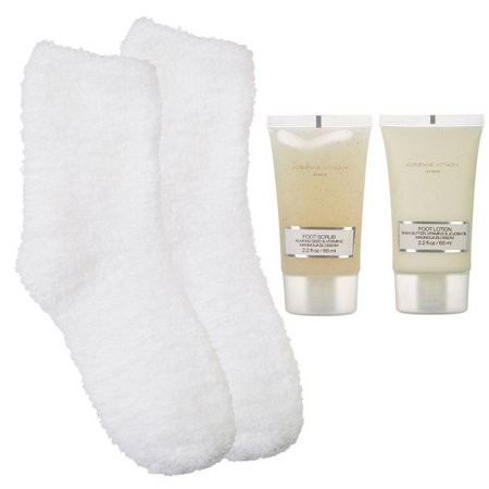 Adrienne Vittadini Studio Luxury Foot Care Set