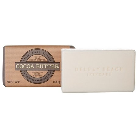 Delray Beach Skincare Cocoa Butter Bar Soap