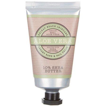 Delray Beach Skincare Aloe Vera Hand & Nail