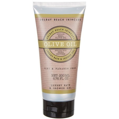 Delray Beach Skincare Olive Oil Bath & Shower