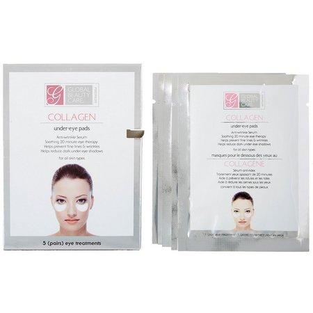 Global Beauty Care Premium Collagen Under-Eye Pads