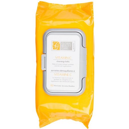 Global Beauty Care Premium Vitamin C Cloths