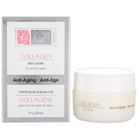 Global Beauty Care Premium Collagen Skin Cream