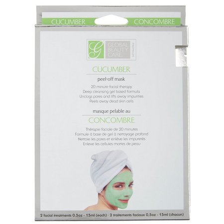 Global Beauty Care Premium Cucumber Peel Off Mask