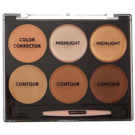 CHICosmetique Color Corrector, Contour & Highlight