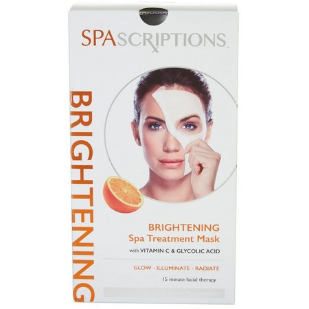 SpaScriptions Brightening Spa Treatment Mask