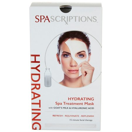 SpaScriptions Hydrating Spa Treatment Mask