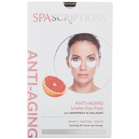 Spa Scriptives Anti-Aging Under Eye Pads