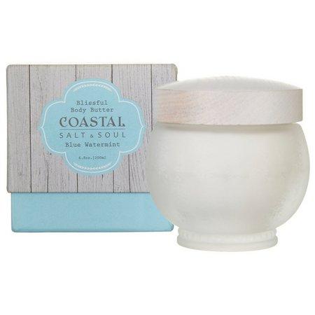 Coastal Salt & Soul Blue Watermint Body Butter