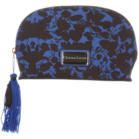 Christian LaCroix Small Dome Cosmetic Bag