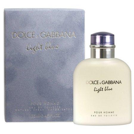 Dolce & Gabbana Light Blue Spray For Men