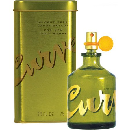 Curve for Men Cologne Spray 2.5 oz