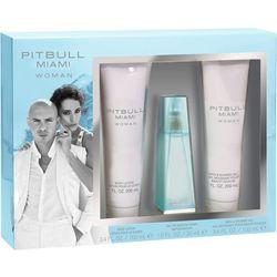Pitbull Miami Woman 3 pc. Set