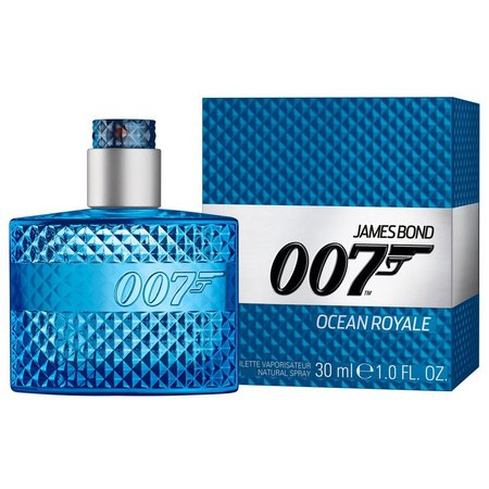 James Bond 007 Ocean Royale Cologne For Men