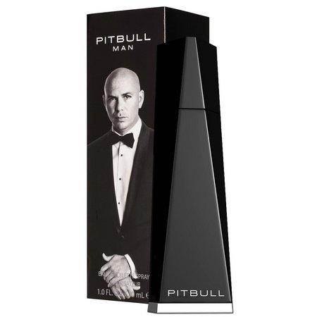 Pitbull MAN EDT Spray For Men 1 oz.