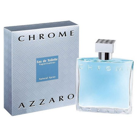 Azzaro Mens Chrome EDT Spray