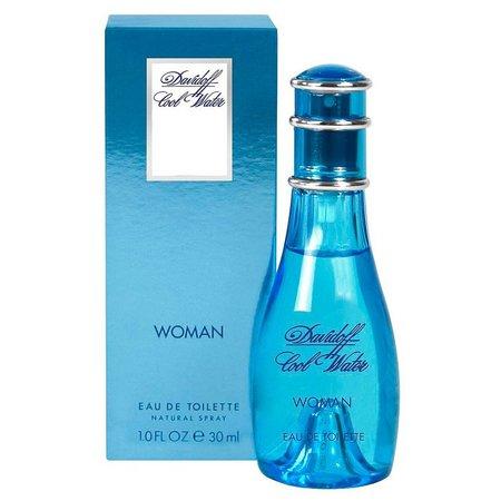 Davidoff Cool Water For Women 1.0 fl. oz.