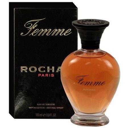 Femme Rochas For Women Eau de Toilette Spray