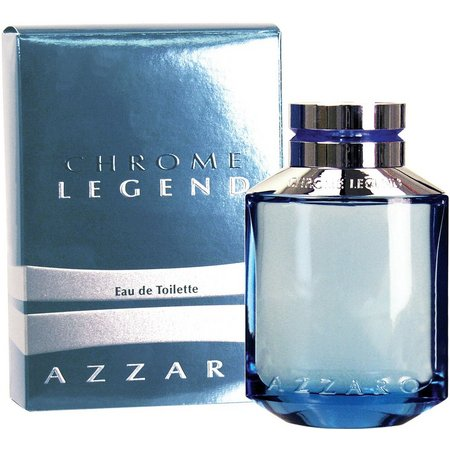 Azzaro Chrome Legend EDT For Men 2.6 fl.