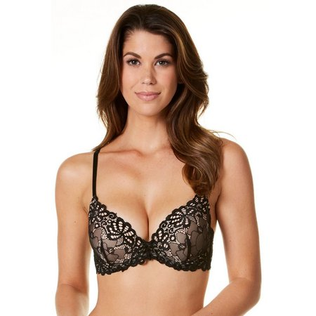 Marilyn Monroe Lace Push-Up Underwire Bra MM2041