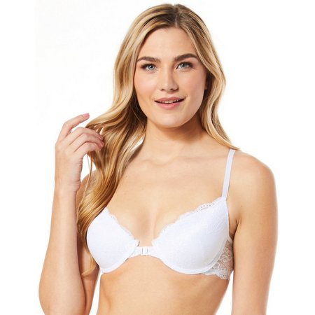 Marilyn Monroe Lace Front Closure Underwire Bra MM5337