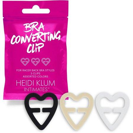 Heidi Klum Intimates 3-pk. Bra Converting Clips