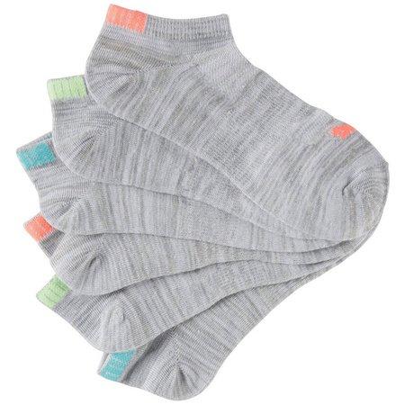 Puma Womens 6-pk. Super Lite Low Cut Socks
