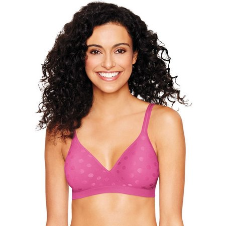Hanes Ultimate Perfect Coverage Wirefree Bra HU08