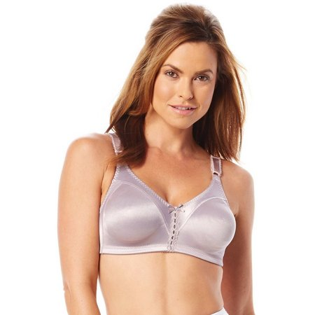 Bali Solid Double Support Wirefree Bra 3820