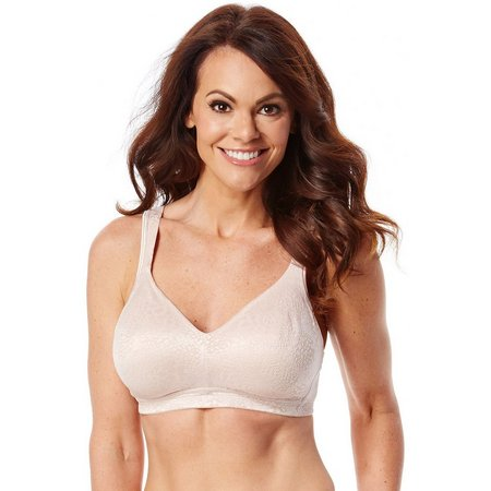 Playtex 18 Hour Fittingly Fabulous Wirefree Bra