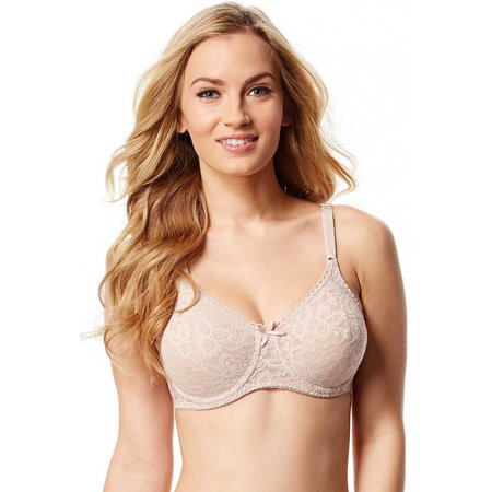 Bali Lace-N-Smooth Underwire Bra - 3432
