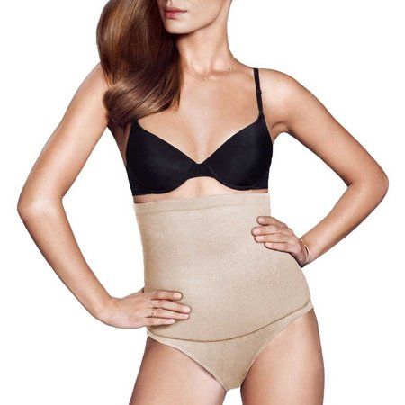 Maidenform Fat Free Dressing Hi Waist Briefs 1854