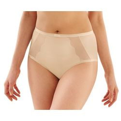 Bali Sheer Sleek Desire Scallop Brief 6571