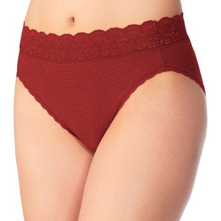 Vanity Fair Comfort High Cut Brief Panties 13280