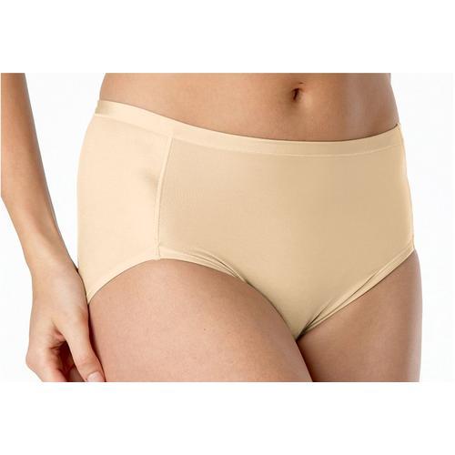 Vanity Fair Body Caress Hi Cut Brief Panties 13137