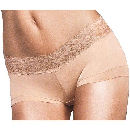 Maidenform Dream Lace Trim Boyshort Panties- 40813
