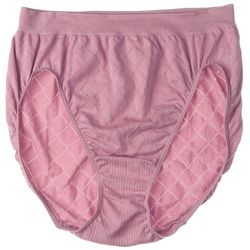 Bali Comfort Revolution Diamond Hi Cut Brief Panty