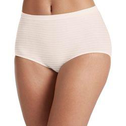 New! Jockey Comfies Cotton Brief Panties 1360