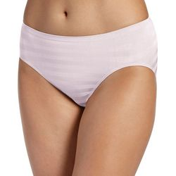 New! Jockey Comfies Matte Shine Hi-Cut Panties