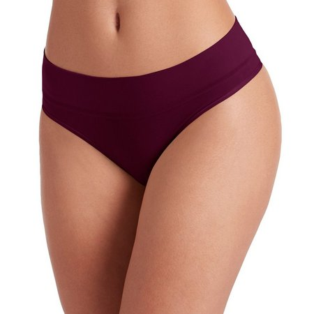 Jockey Natural Beauty Thong Panties Style 2454