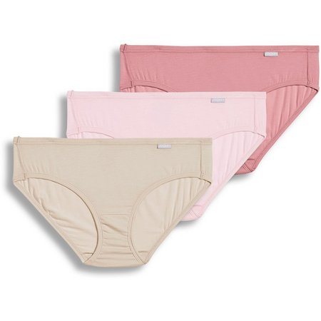 Jockey 3-pk. Supersoft Bikini Panties 2070